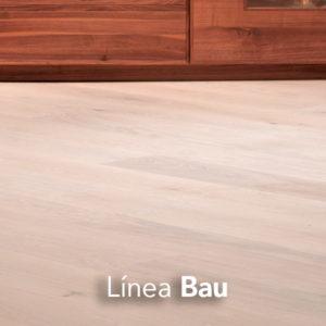 Piso de madera Línea Bau