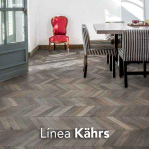Pisos de madera Línea kahrs