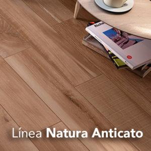 Piso de madera Línea Natura Anticato