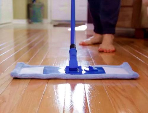 ¿Cómo limpio mi piso de madera?