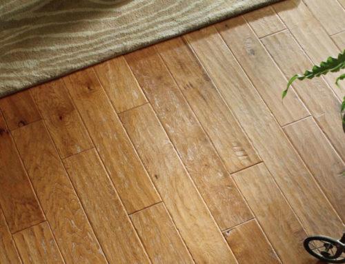 ¿Por qué elegir un piso de madera?