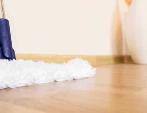 ¿Cómo mantener la vitalidad del piso de madera?