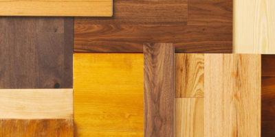 Tipos de pisos de madera