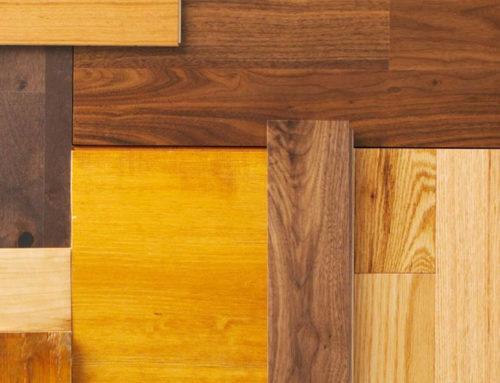 Tipos de madera para tus espacios