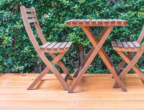 ¿Cómo decorar tu terraza con piso de madera?