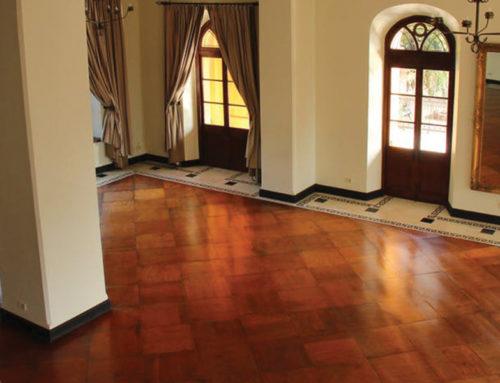 Acabados especiales para tu piso de madera