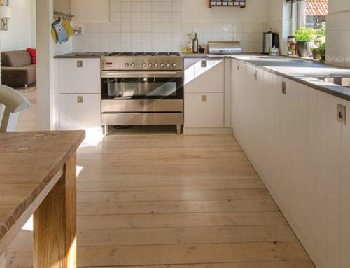 5 Tips básicos para la limpieza de pisos de madera