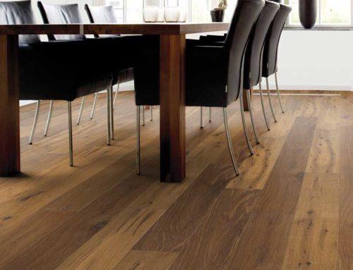 Lo que debes evitar en tu piso de madera
