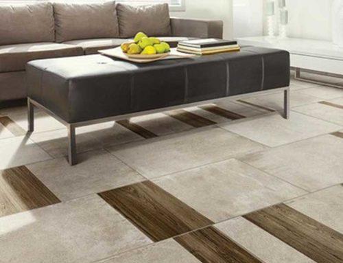 ¿Puedo combinar dos tipos de piso?